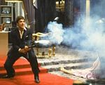 "Al Pacino in Scarface ""Little Friend"""